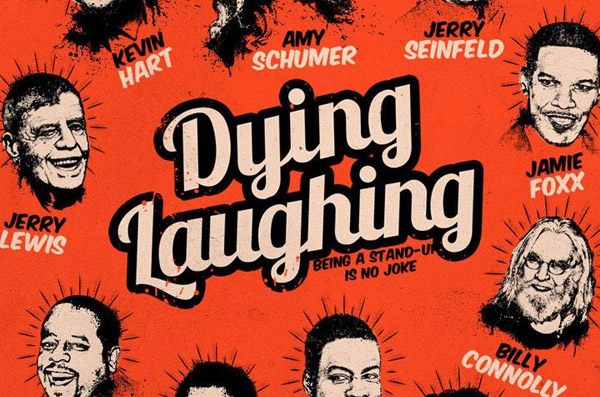 Film screening 'Dying Laughing'