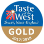 Taste of the West - Gold 2017 / 2018
