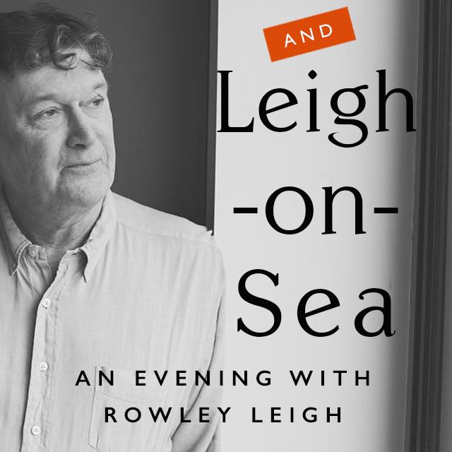 And…Leigh-on-Sea
