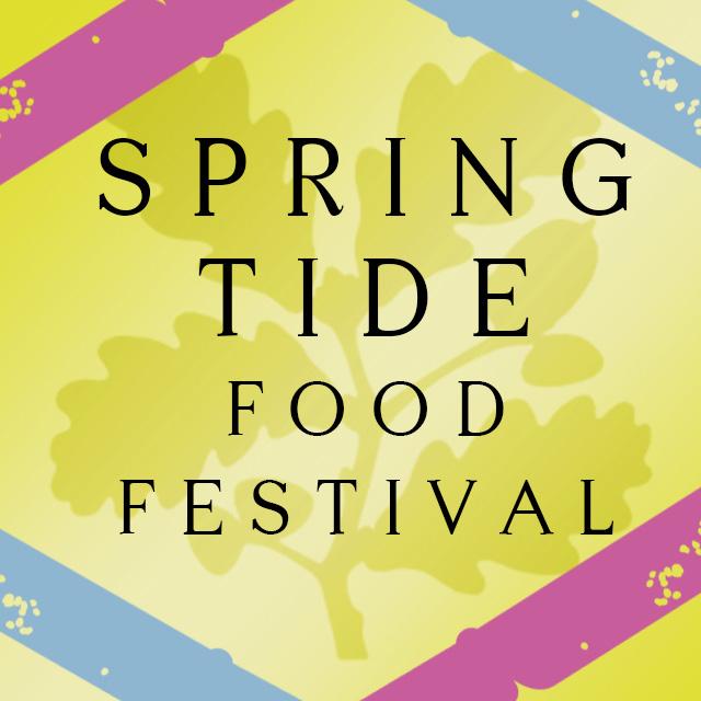 Spring tide food festival