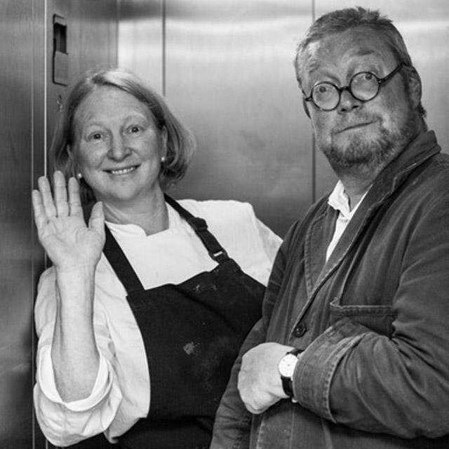 Dinner with Margot & Fergus Henderson